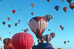 Balloon Mass Ascension