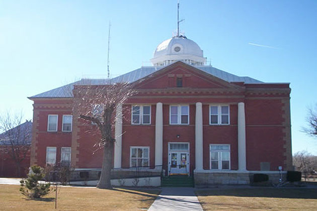 Clayton Courthouse