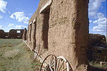 Wagon Wheels and Walls