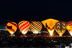 Attractions Albuquerque International Balloon Fest