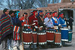 San Ildefonso Drummers