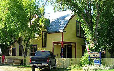 Gandy Dancer Inn Bed and Breakfast