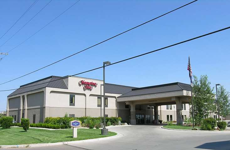 Hampton Inn - Clovis